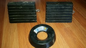 RV/BOAT/CAMPERS  Heavy Duty Wheel Chockes & Dock Chock in Aurora, Illinois