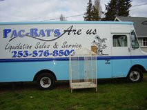 PAC-RAT,S  ARE US  LIQUIDATION CO. in Fort Lewis, Washington