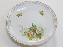 Reduced~China Serving Plate Made in Germany in Oswego, Illinois