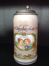 Oktoberfest 200 Year Stein in Ramstein, Germany