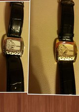 Effy Panther Genuine Leather Watch in Beaufort, South Carolina