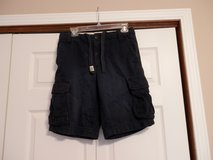 Aeropostale Navy Cargo Shorts in Fort Riley, Kansas