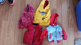 4Pc 2T Spring Vest, Hoodies & Light Coat in Chicago, Illinois