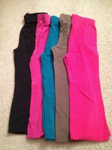 Girl's Size 5 Pants - 5 pairs in Aurora, Illinois
