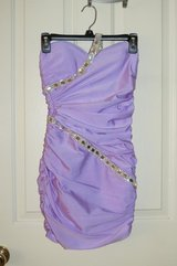 ++ New Price ++  Lilac color prom dress++ New Price in 29 Palms, California