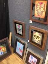 Custom Made Picture Frames any Color Wood or Metal in 29 Palms, California