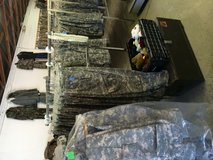 NWT and used serviceable ACU's in Fort Polk, Louisiana