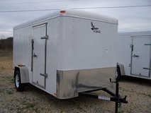 NEW! 6'X10' Enclosed Trailer - ONLY 1 Available in Fort Knox, Kentucky